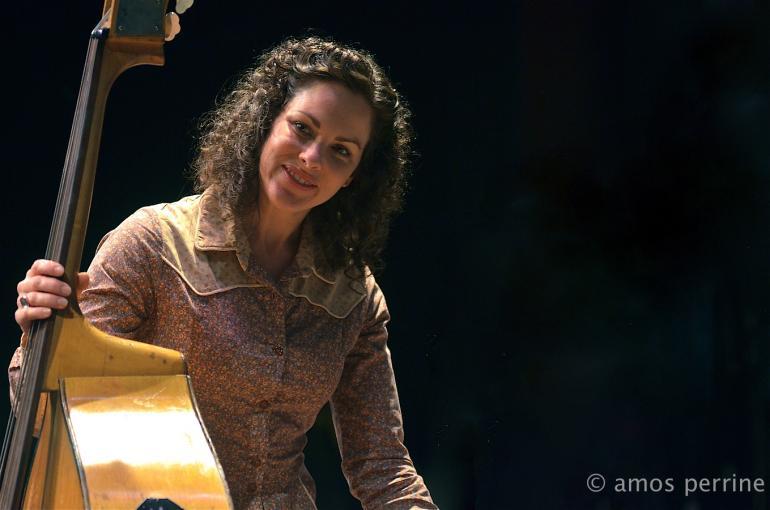 Amy LaVere, Mountain Stage, November 23, 2014