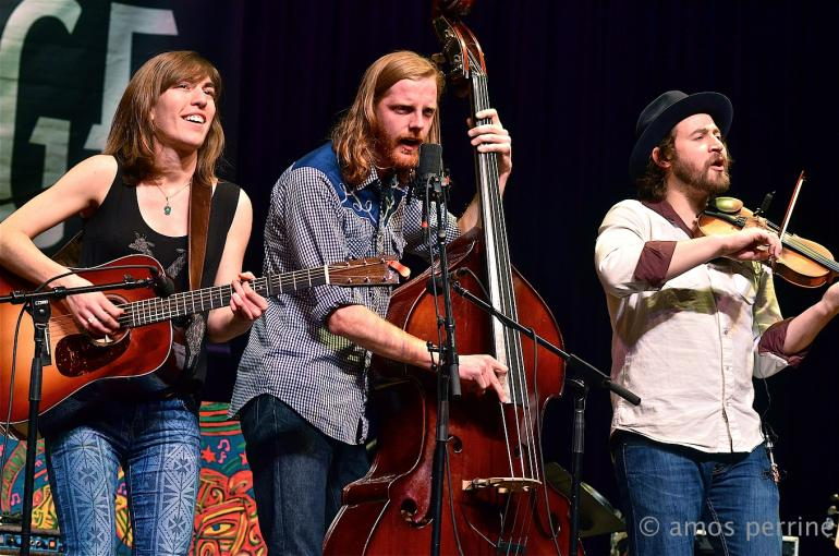 The Stray Birds, Mountain Stage, Charleston, West Virginia, December 7, 2014