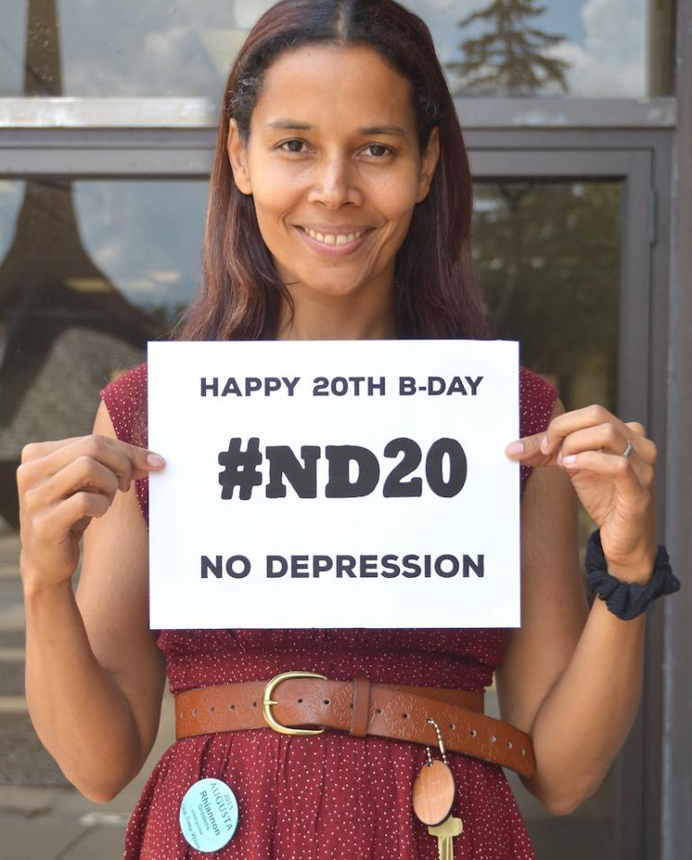 Happy Birthday No Depression from Rhiannon Giddens