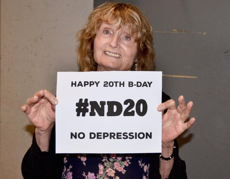 Happy Birthday No Depression from Alice Gerrard