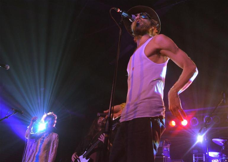 Todd Snider and Elizabeth Cook, AMA, The Cannery, Nashville, September 18, 2014