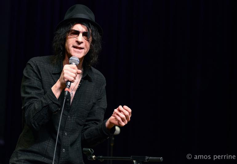 Peter Wolf, Mountain Stage, Charleston,WV, January 25, 2015