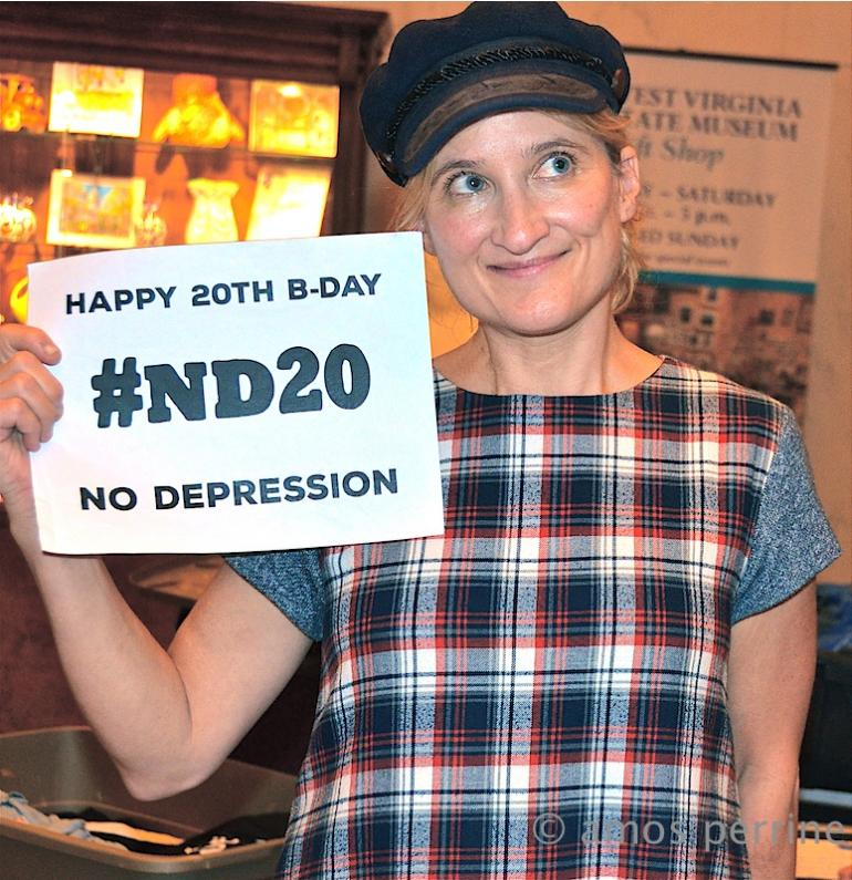 Happy Birthday from Jill Sobule