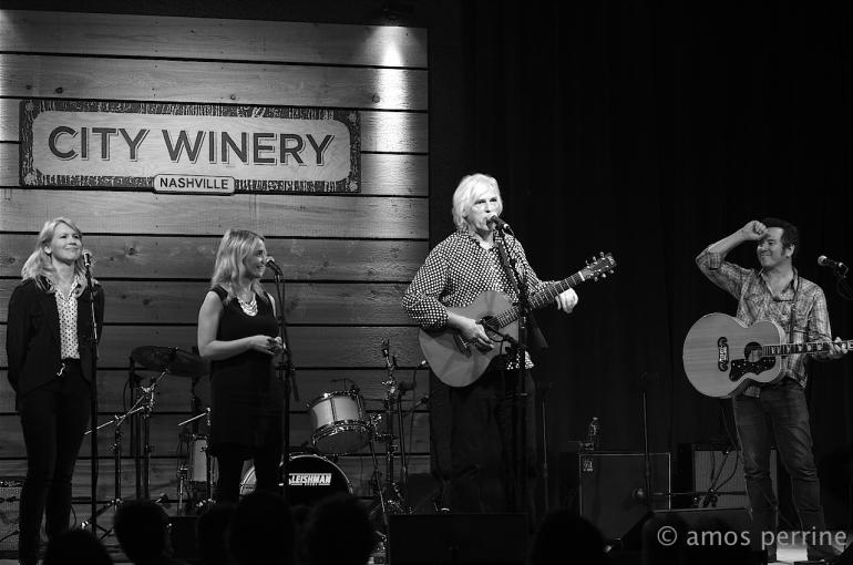 Robyn Hitchcock and Friends, AMA, City Winery, Nashville, September 18, 2014