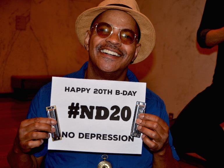 Happy Birthday No Depression from Guy Davis