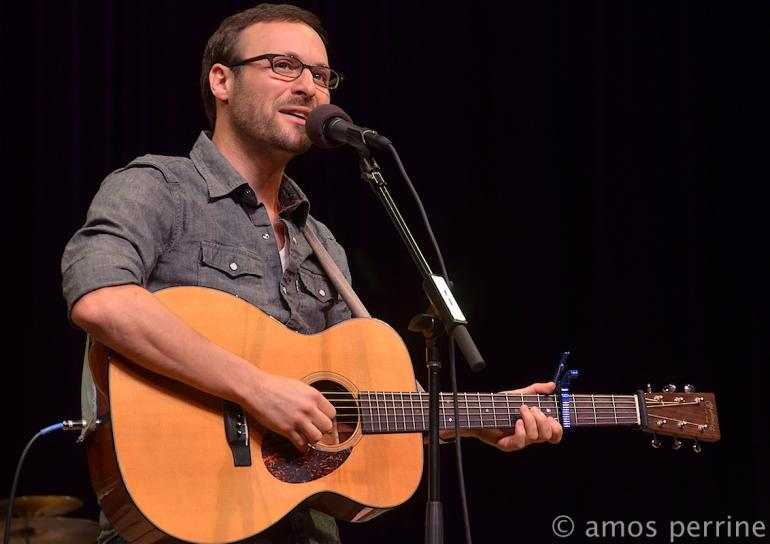 Robby Hecht on Mountain Stage