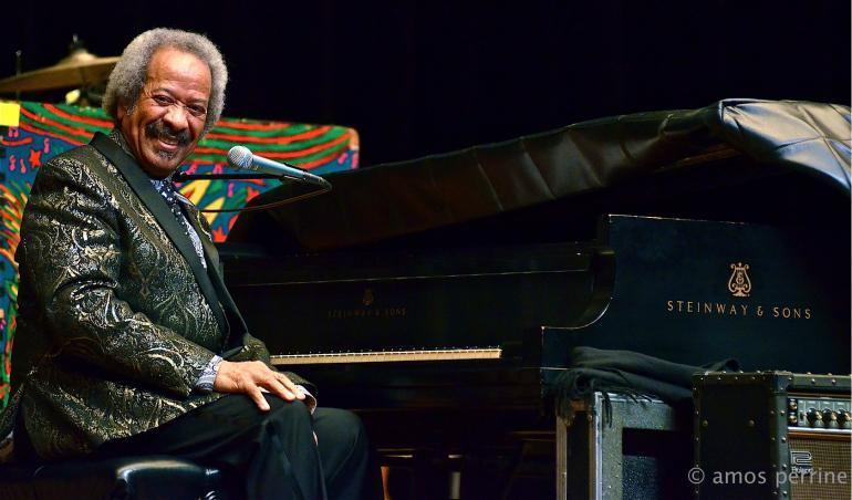 Allen Toussaint, Mountain Stage, February 15, 2015