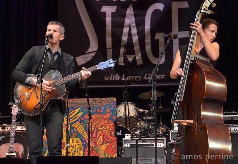 The Devil Makes Three, Mountain Stage, Charleston, WV, November 2, 2014