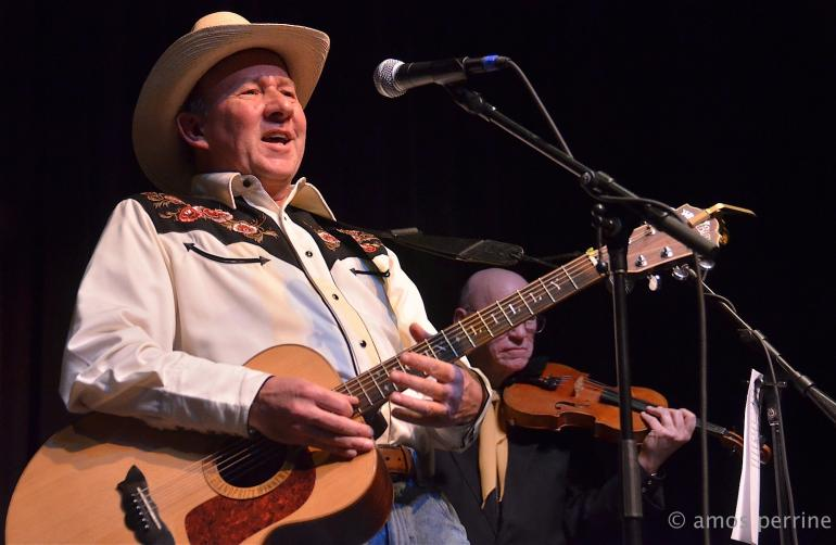 John Lilly, Hank Williams Tribute, Charleston, West Virginia, January 3, 2015