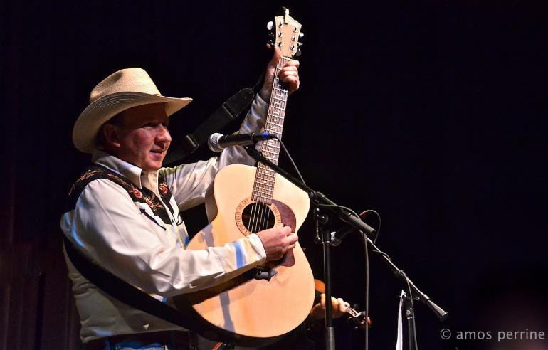 John Lilly, Hank Williams Tribute, Charleston, WV, January 3, 2015