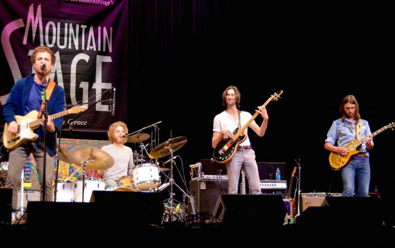 Dawes and Duane Betts, Mountain Stage, June 7, 2015