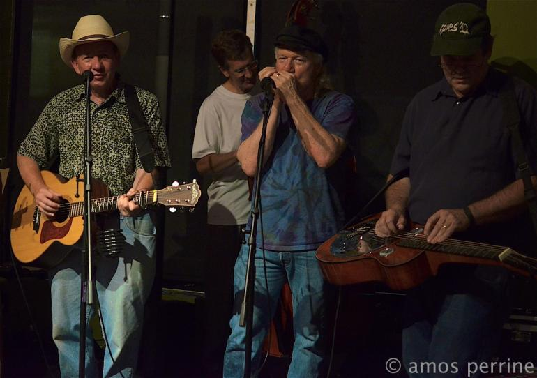 Blue Yonder, Ron Sowell and Pat Walker, Charleston, WV, September 1, 2014