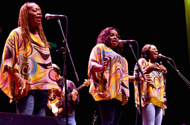The McCrary Sisters, Mountain Stage, June 28, 2015