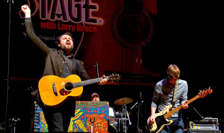 Drive By Truckers, Mountain Stage, Morgantown, WV, March 15, 2015