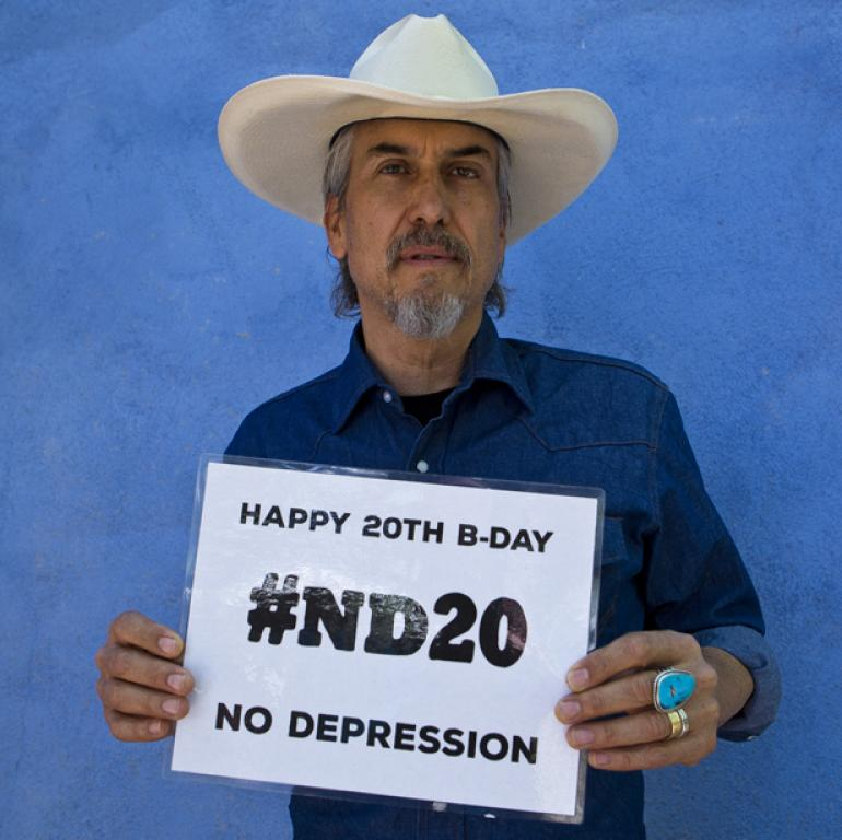 Happy Birthday from Howe Gelb