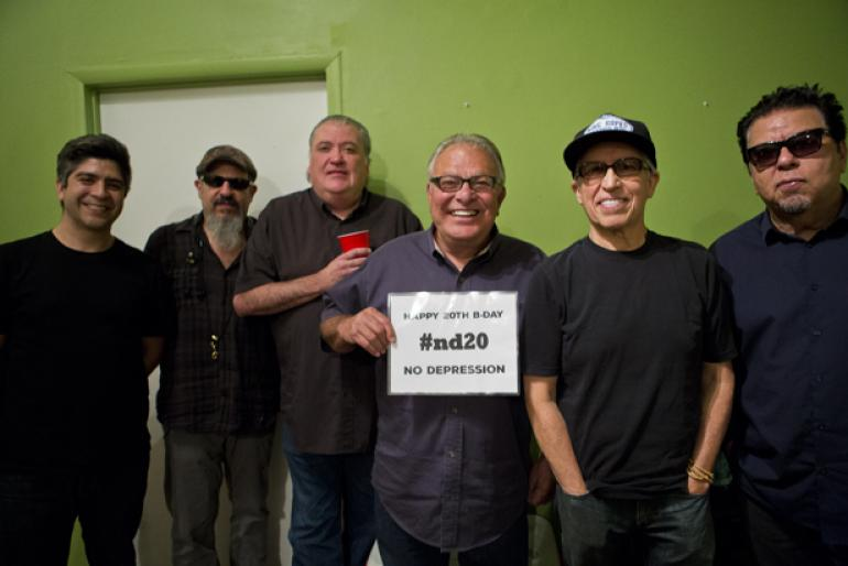 Happy Birthday from Los Lobos