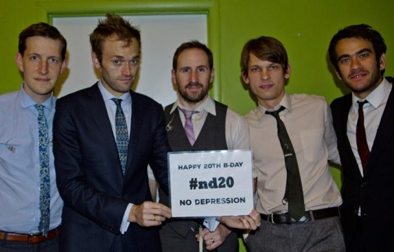 Happy Birthday from The Punch Brothers