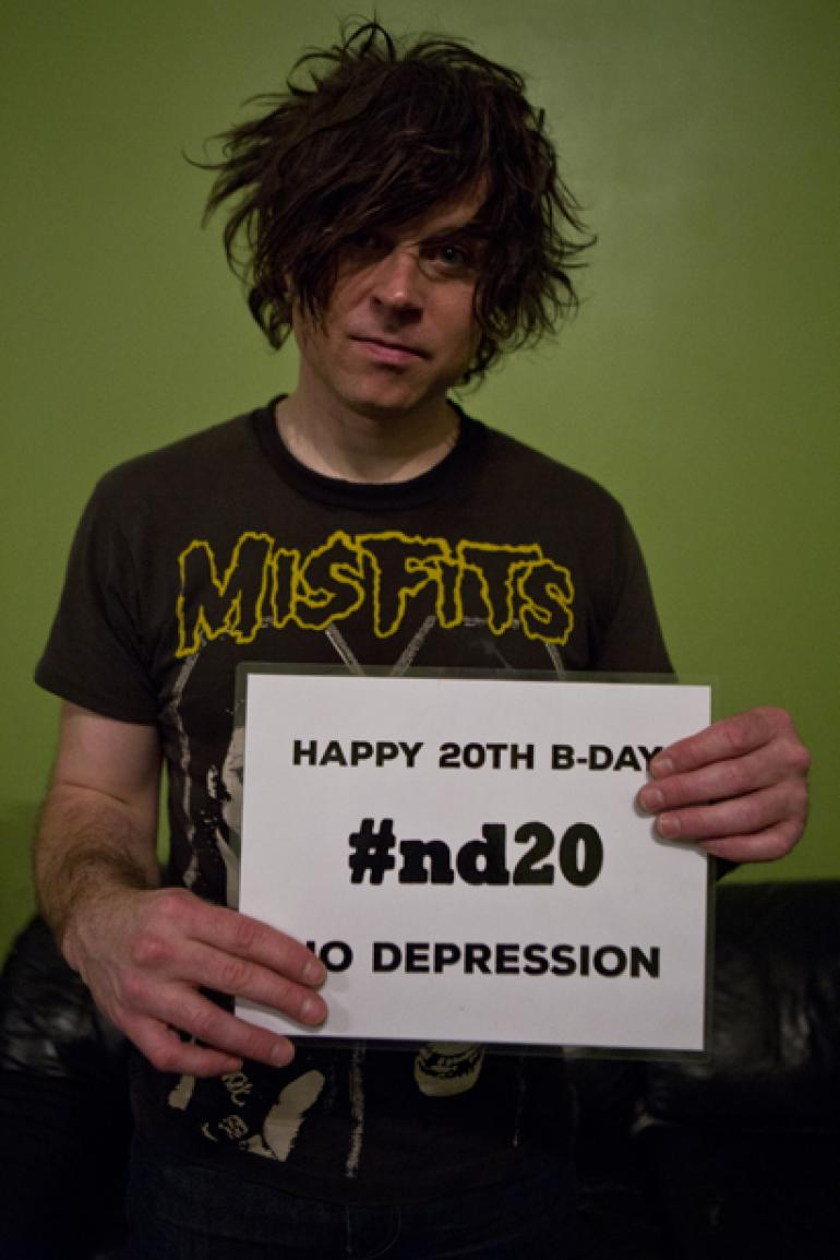 Happy Birthday from Ryan Adams