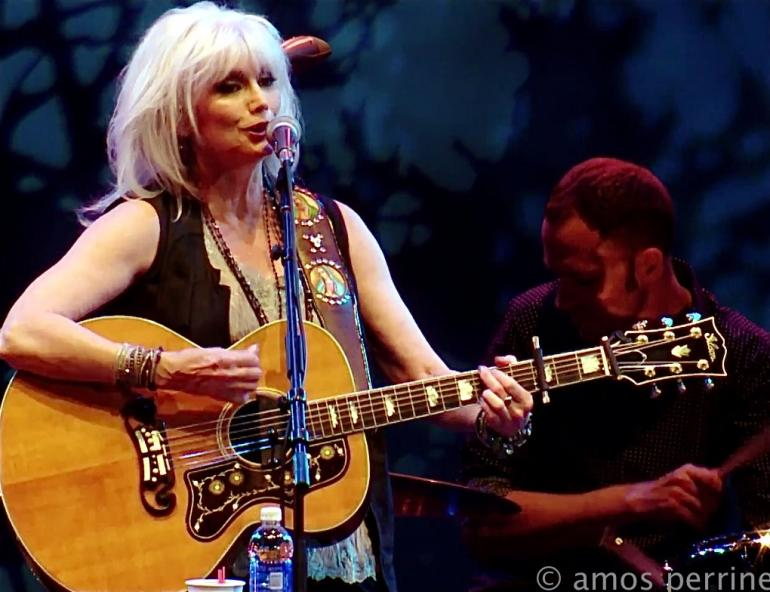 Emmylou Harris, Lincoln Center, New York, August 6, 2014