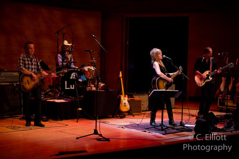 Lucinda Williams @ Musical Instrument Museum
