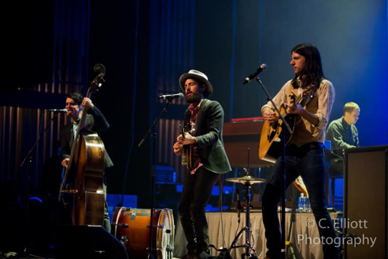 The Avett Brothers @ Music Hall