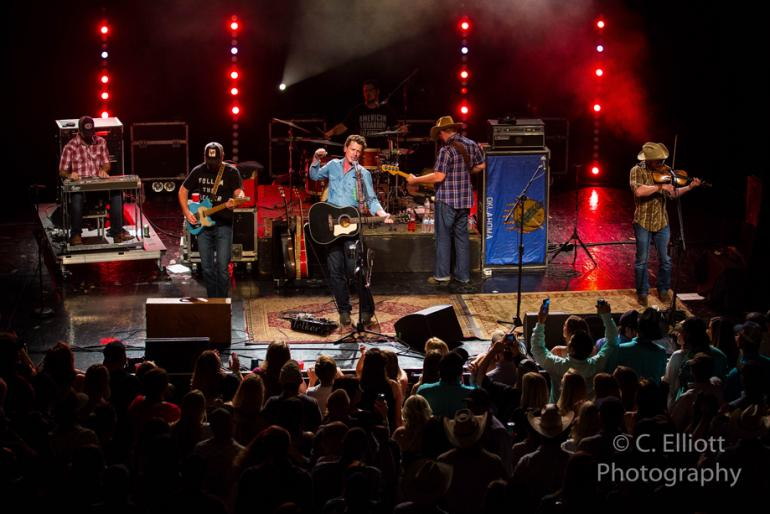 The Turnpike Troubadours @ Rialto Theatre