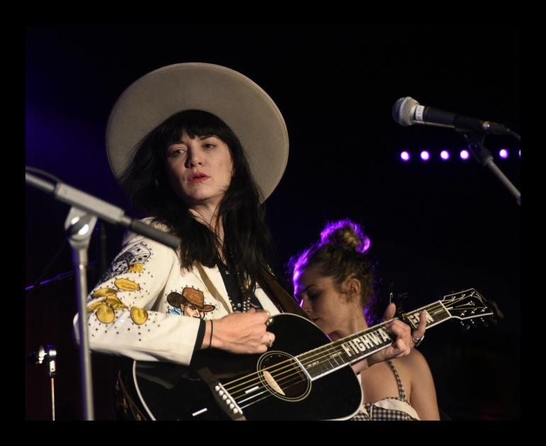 Nikki Lane tears it up in Nashville