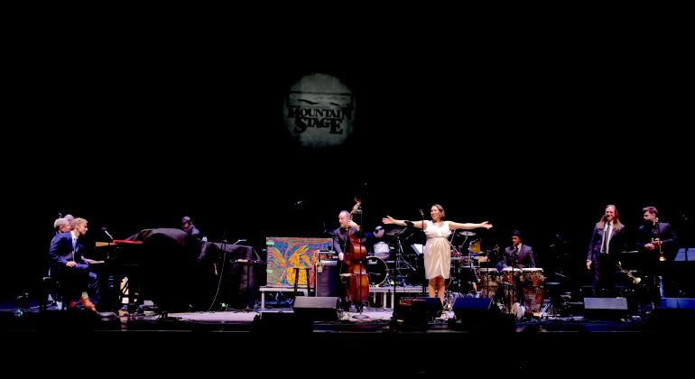 Pink Martini, Mountain Stage 2017