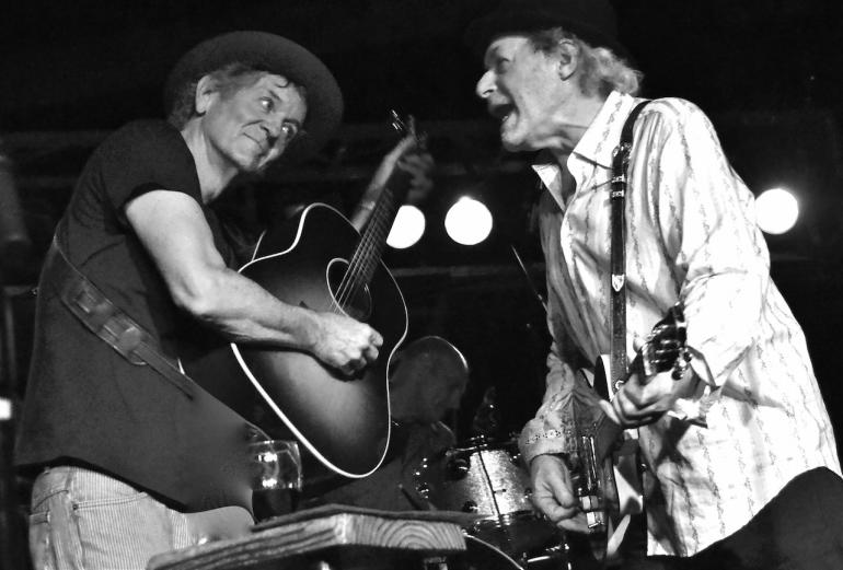Rodney Crowell and Buddy Miller, AmericanaFest 2013