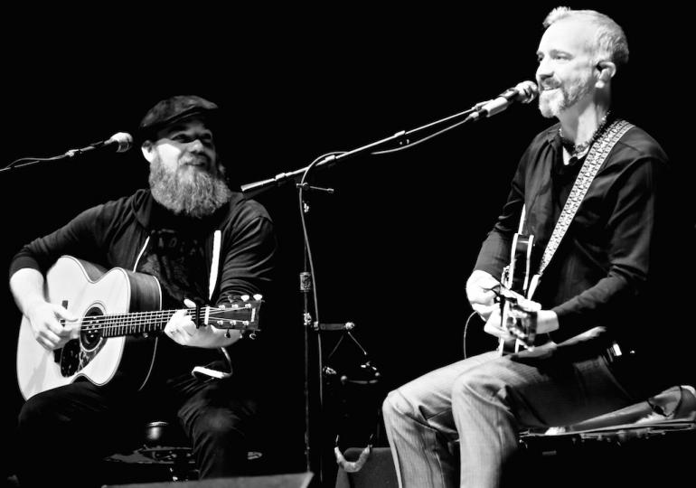 JJ Grey and Marc Broussard, Clay Center, Charleston, West Virginia