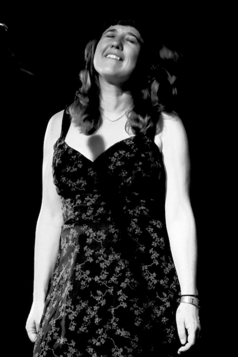 Anna Coogan, Cabaret,  Finger Lakes GrassRoots Festival 2017