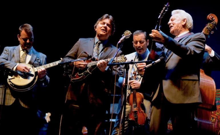 Del McCoury Band, Mountain Stage 2017