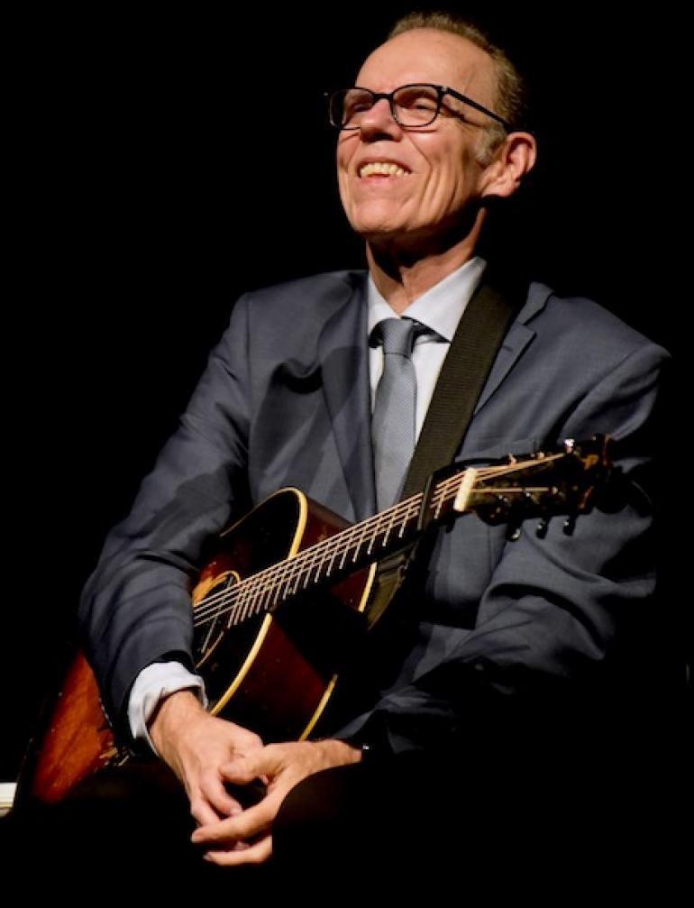 John Hiatt at the Keith-Albee