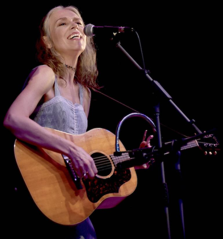Gillian Welch, Charlottesville, VA, July 30, 2017