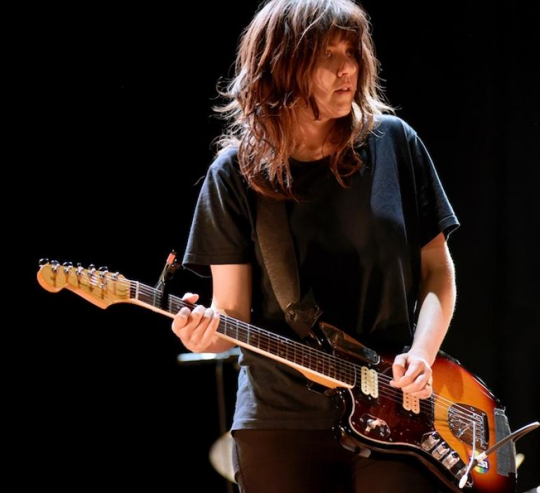 Courtney Barnett at the Ryman