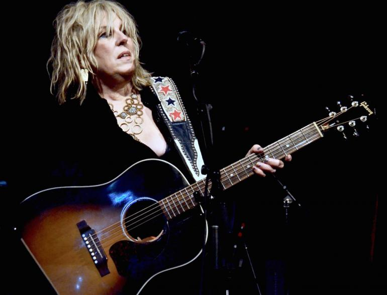 Lucinda Williams, Americana Music Festival, Nashville, 2013