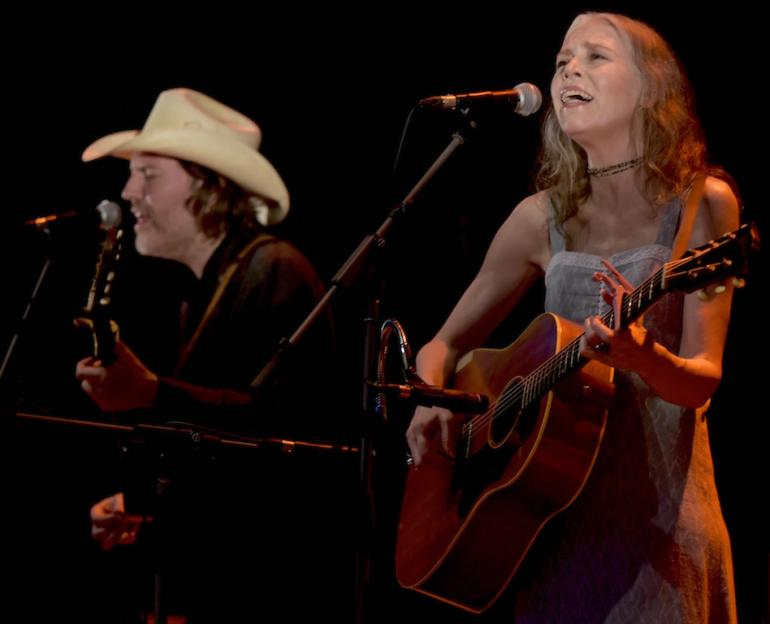 Gillian Welch & David Rawlings, Charlottesville, VA, July 30, 2017