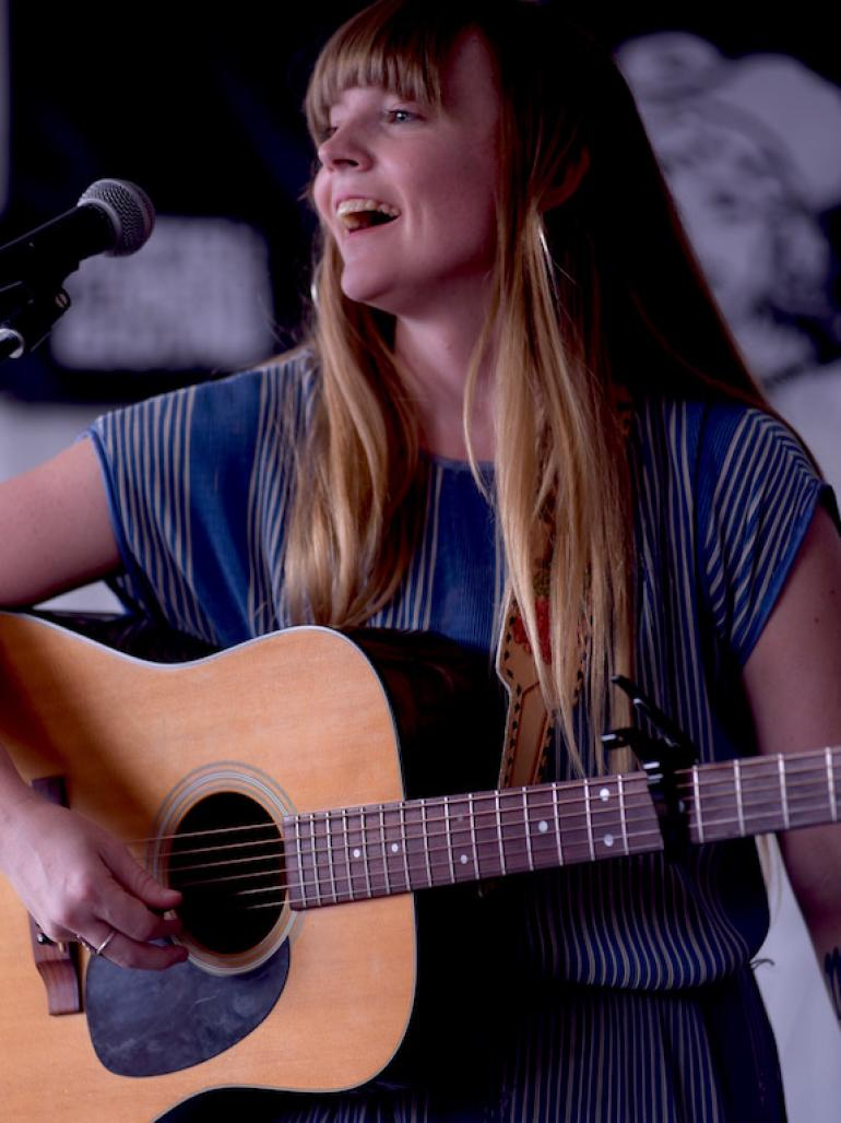 Courtney Marie Andrews, AmericanaFest 2017