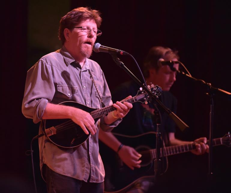 Tim O'Brien at AmericanaFest 2016