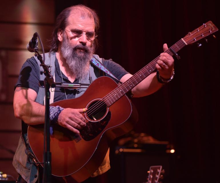 Steve Earle at AmericanaFest 2016