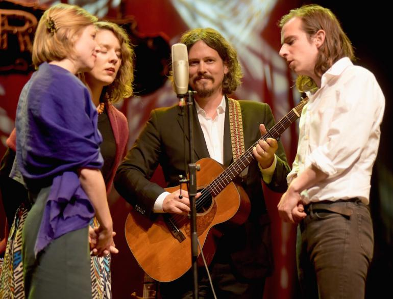 John Paul White, My Bubba and Adam Torres