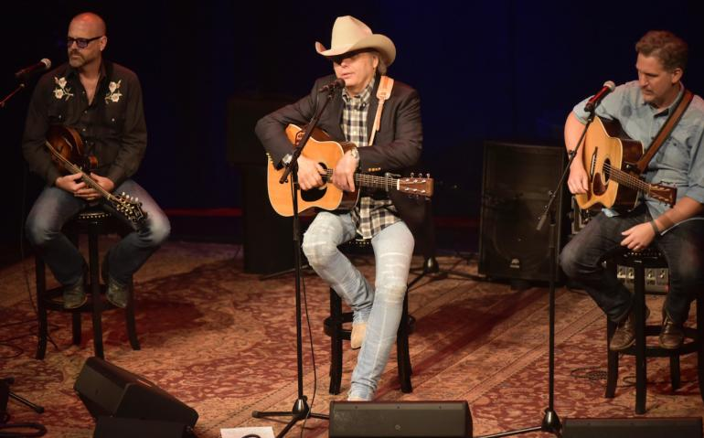 Dwight Yoakum at AmericanaFest 2016