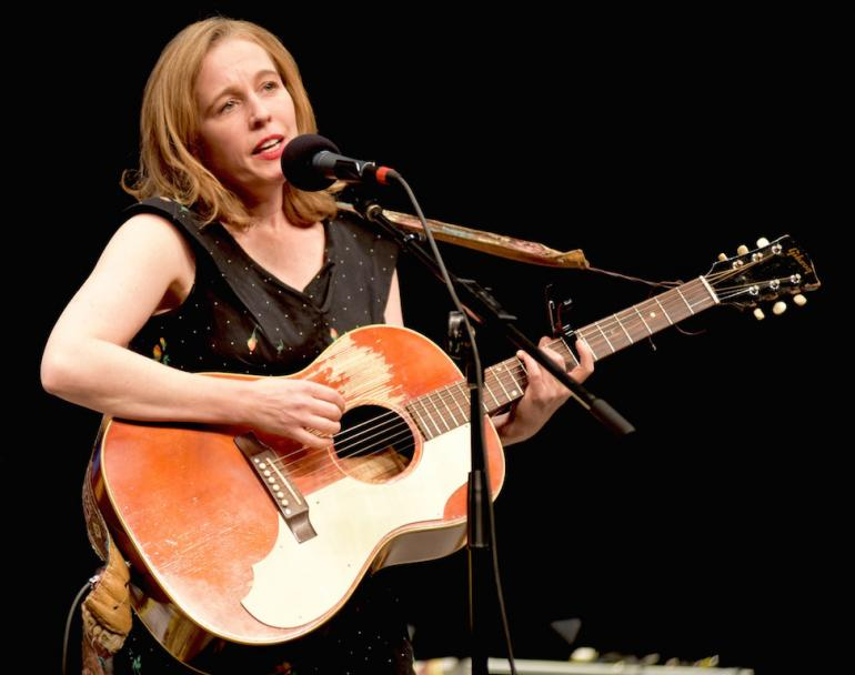 Tift Merritt on Mountain Stage, 2016