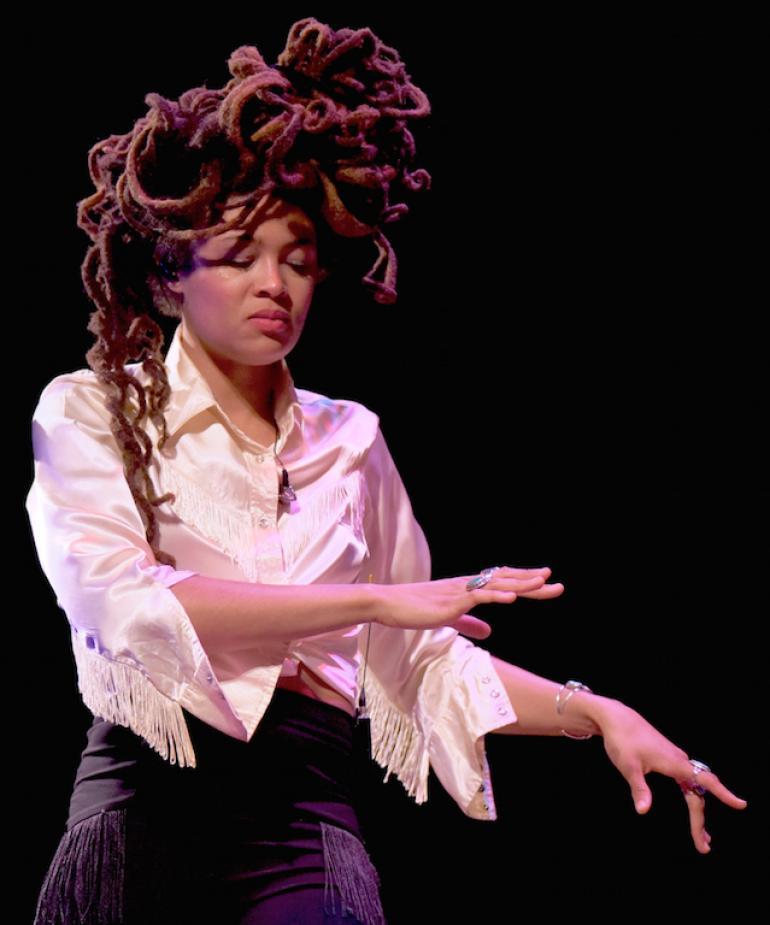 Valerie June, Lyric Theatre, Blacksburg, Virginia