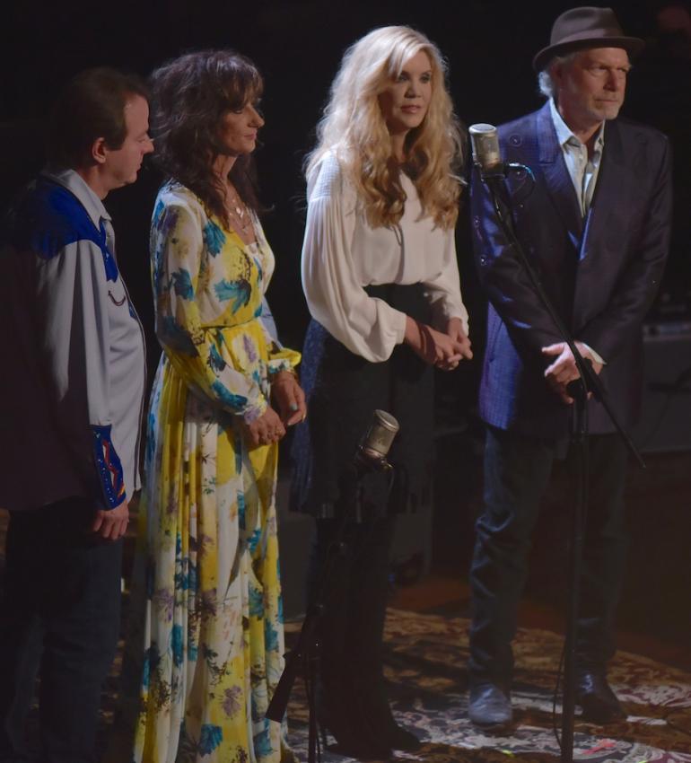 Allison Krauss, Buddy Miller, Stuart Duncan & Melanie Cannon, AMA Awards, AmericanaFest