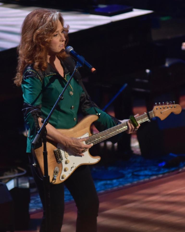 Bonnie Raitt, AMA Awards, AmericanaFest 2016