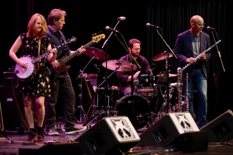 Alison Brown Band, MerleFest 2018
