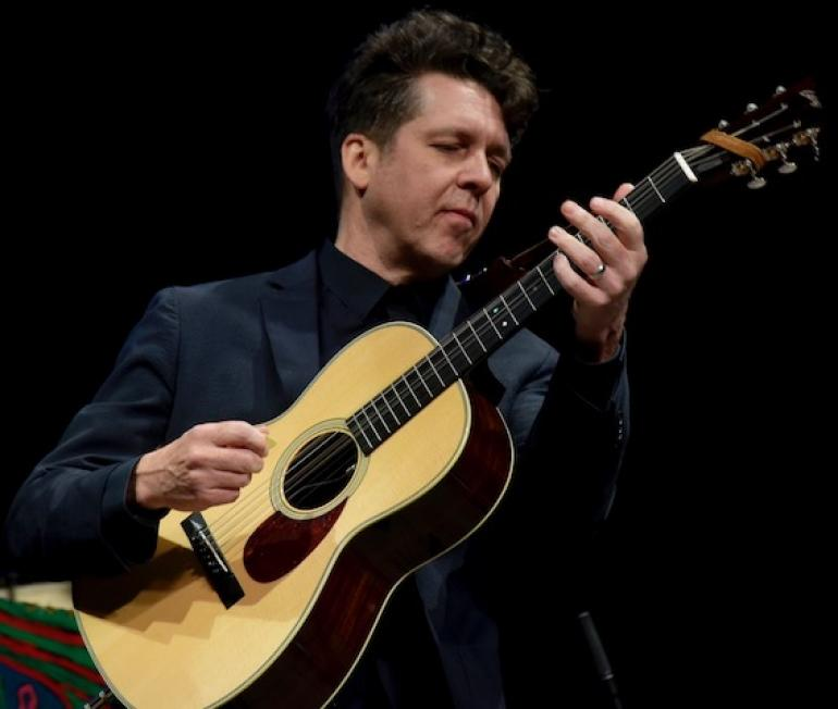 Joe Henry, Mountain Stage 2017