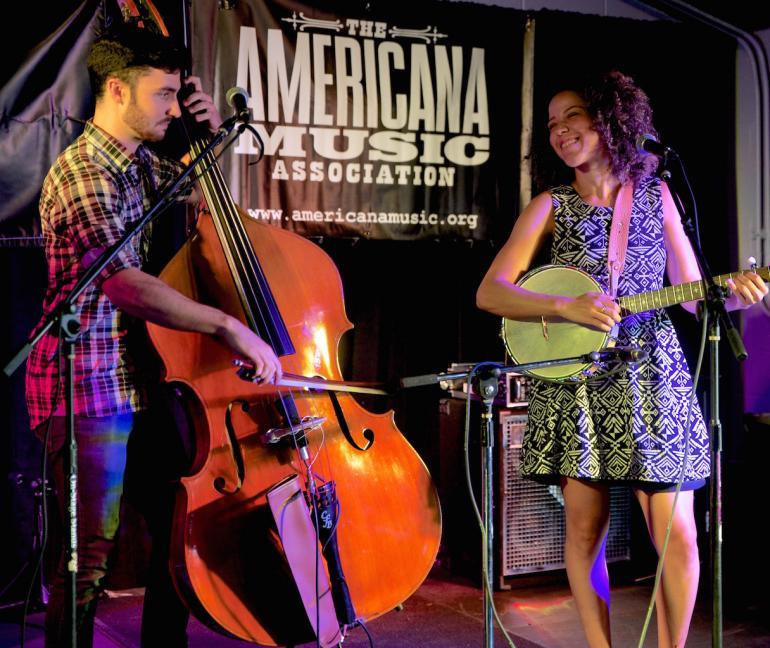 Kaia Kater, AmericanaFest 2016