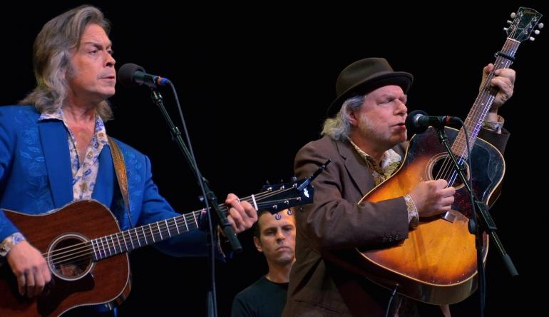 Jim Lauderdale and Buddy Miller,  Mountain Stage 2013